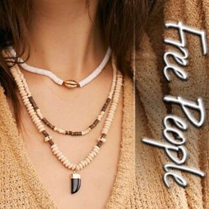 Free People North Shore Necklace NWT OS